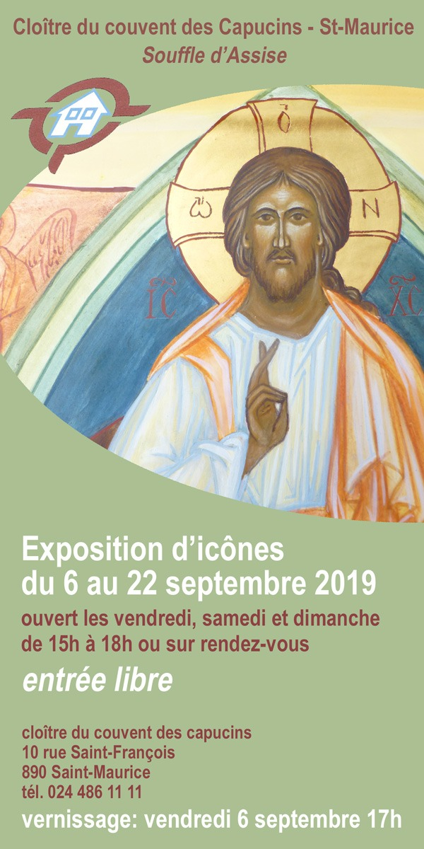 Expo icônes St Maurice